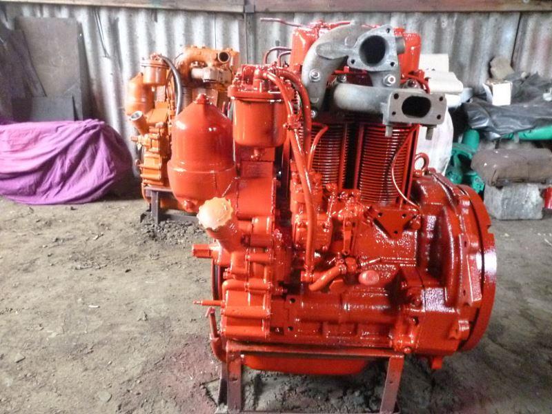 ремонт двигателя трактора т 25