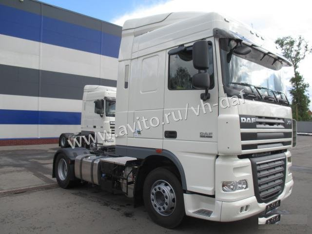 DAF FT XF 105/460 Space Cab (механика)